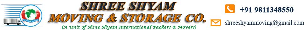 Shree Shyam Moving & Storage Co.